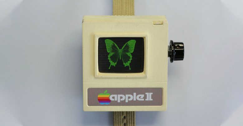 Photo of Print dit eget Apple Watch