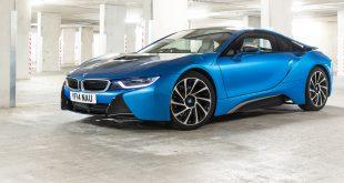 BMW i8 – Den ultimative drengedrøm