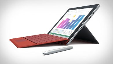 Photo of Microsoft Surface 3