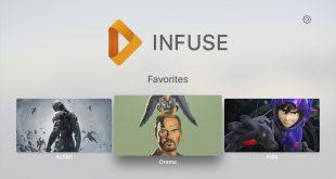Infuse til iOS og Android