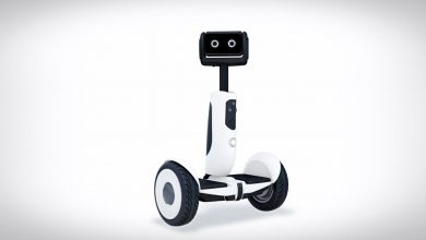 Photo of Ny Segway kan laves om til en robot