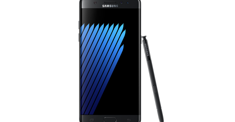 Photo of Samsungs Galaxy Note 8 bliver enorm