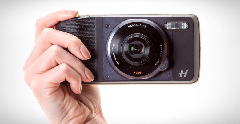 """Photo of IFA: Lenovos (Motorolas) nyeste telefoner er rene """"transformers"""""""
