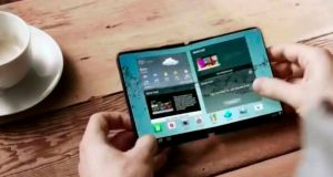 Samsung fold ud