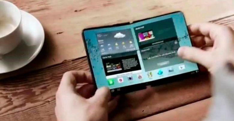 Photo of Kommer der en fold-ud telefon fra Samsung i år?