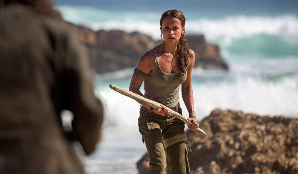 Svenske Alicia Vikander bsom Lara Croft