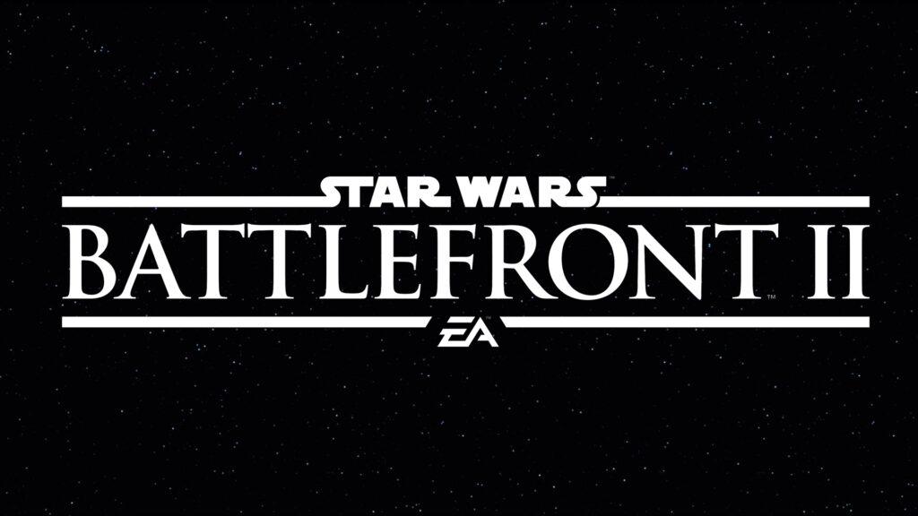 Star Wars Battlefront II logo