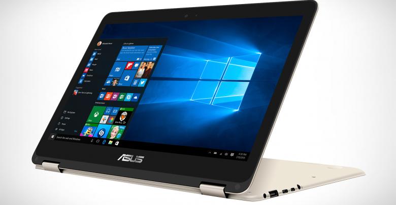 Photo of Anmeldelse: ASUS ZenBook Flip UX360UA