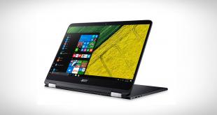 Anmeldelse: Acer Spin 7
