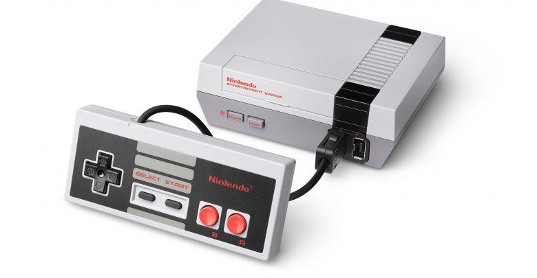 Photo of Nintendo dropper NES Classic Mini og skaber straks et samleobjekt