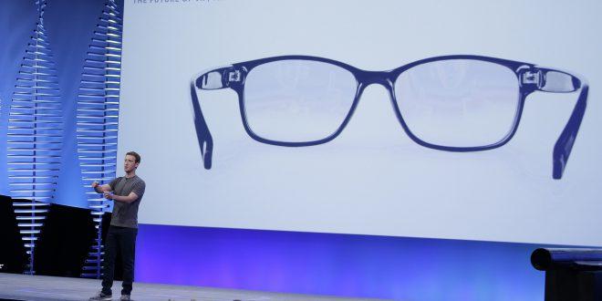 Facebook AR briller