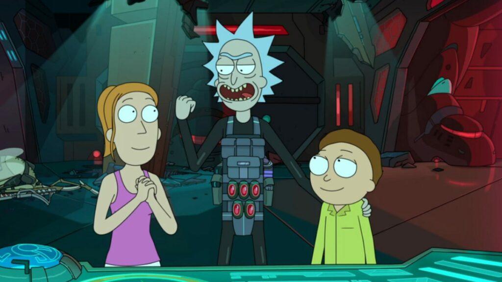 Rick & Morty sæson 3
