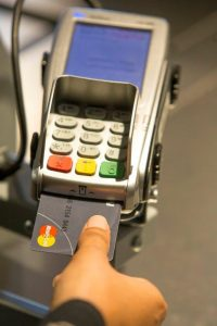 Biometrisk Mastercard