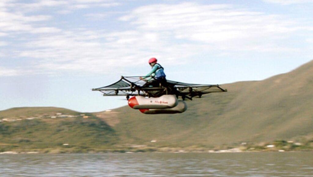 Kitty Hawk Flyer kæmpedrone