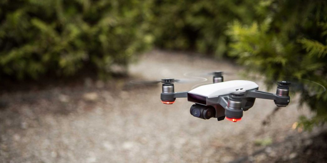 DJI Spark drone