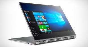 Anmeldelse: Lenovo Yoga 910