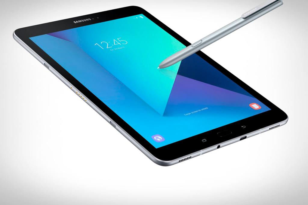 71dc3e6a Anmeldelse: Samsung Tab S3 er en fantastisk tablet - selvom Android trækker  ned