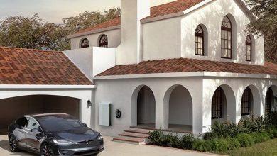 Photo of Nu kan du bestille Teslas solcelletag til dit hus