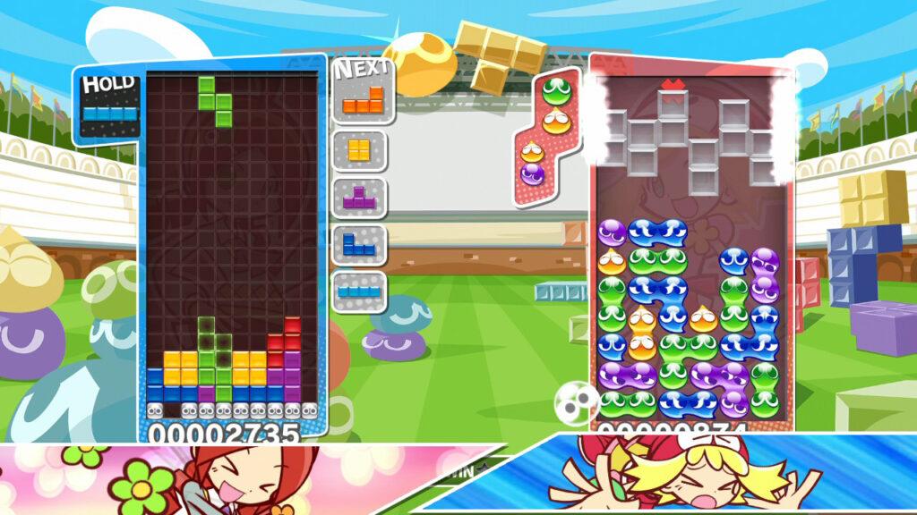 'Puyo Puyo Tetris'