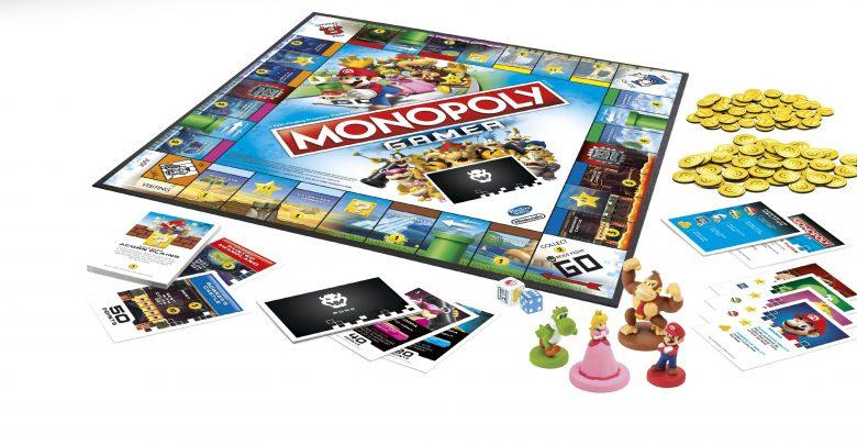 Photo of Nu kommer Monopoly i en gamer-edition med Mario og de andre