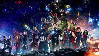 Avengers Infinity War San Diego Comic Con