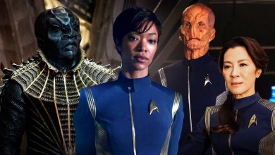 Photo of Star Trek: Discovery kommer på Netflix til september