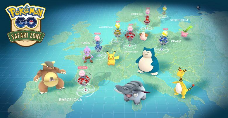 Photo of Sommerens store Pokémon-event runder Danmark og Fisketorvet