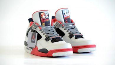 "Jordan ""NES"" IV Sneaker Freaks"