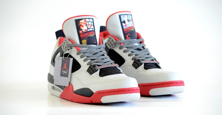 Photo of De ultimative sneakers til Nintendo-fans