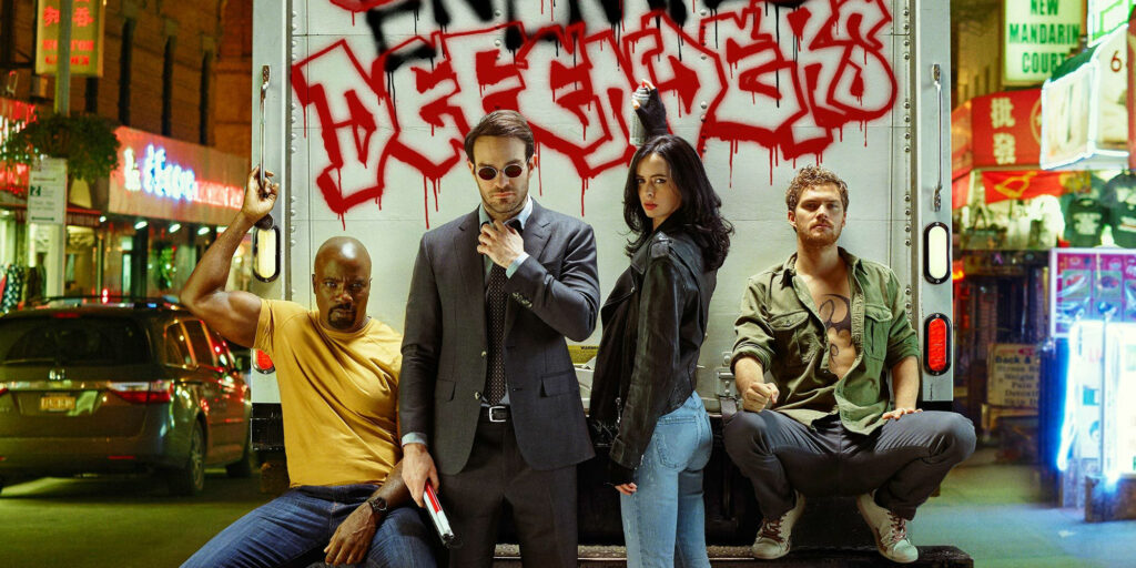Netflix' Marvel's The defenders