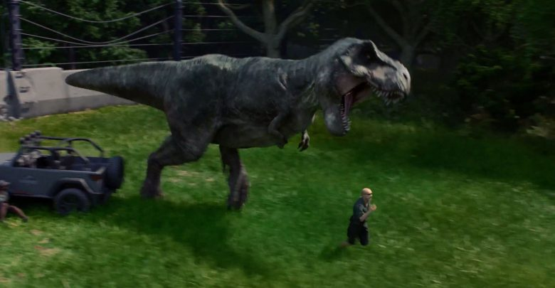 Photo of Bliv direktør i din egen Jurassic Park