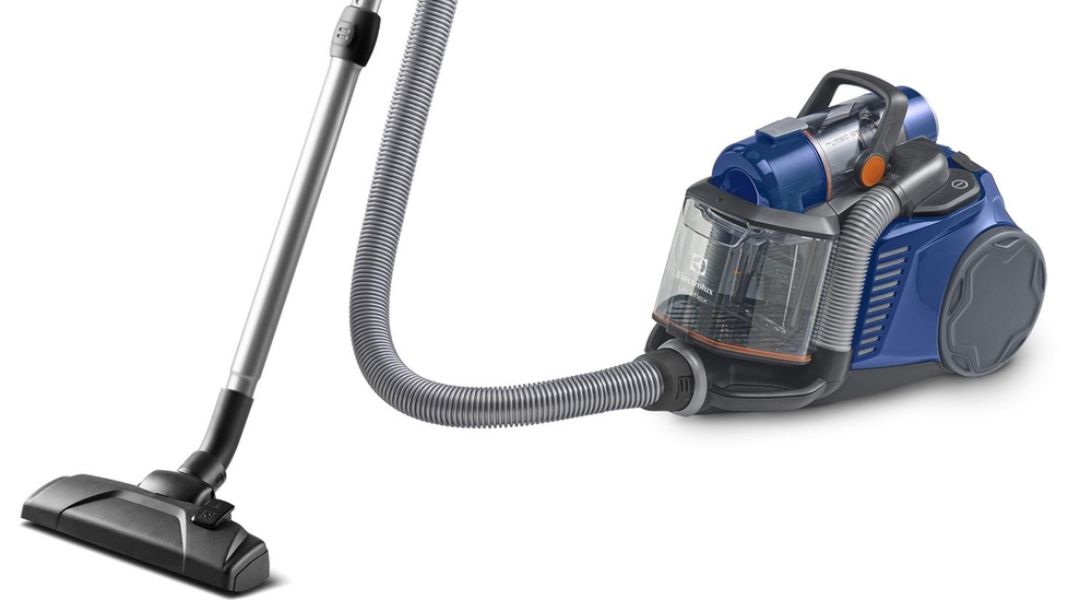 Rask Anmeldelse: Electrolux ZSPCCLASS poseløs støvsuger CQ-25