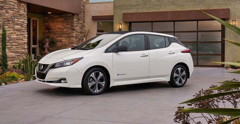 Photo of Nissan lancerer ny Leaf
