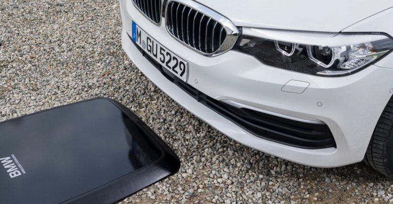 Photo of BMW er klar med trådløs opladning til elbilen