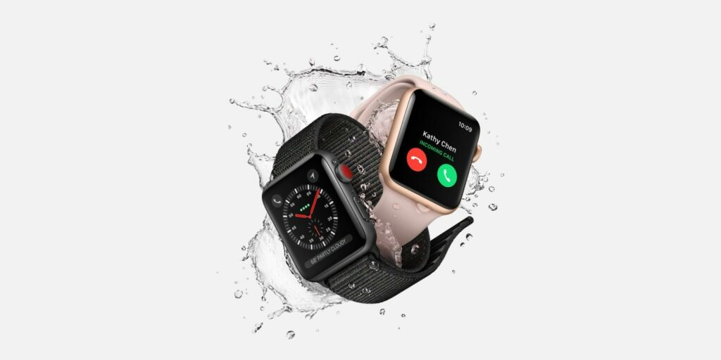 Apple Watch Series 3 får en opgradering