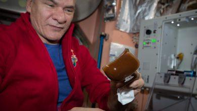 Photo of Rumkapselkaffe på Den Internationale Rumstation