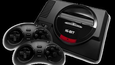 SEGA Mega Drive Classic Game Console HD