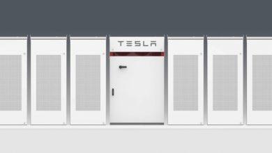 Elon Musk bygger enormt batteri