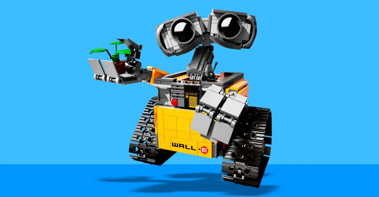 Photo of LEGO Wall-E