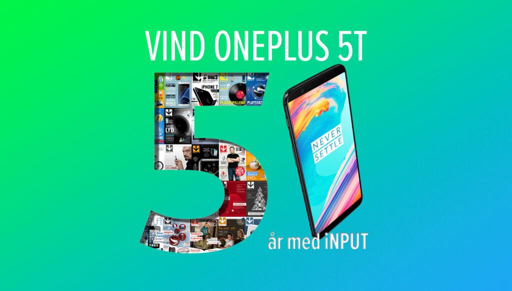 Vind en OnePlus 5T