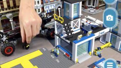 LEGO AR Studio