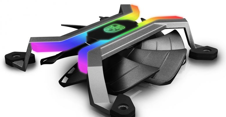 Photo of DeepCool lancerer rammeløst RGB blæsersæt, der er koblet til dit WiFi