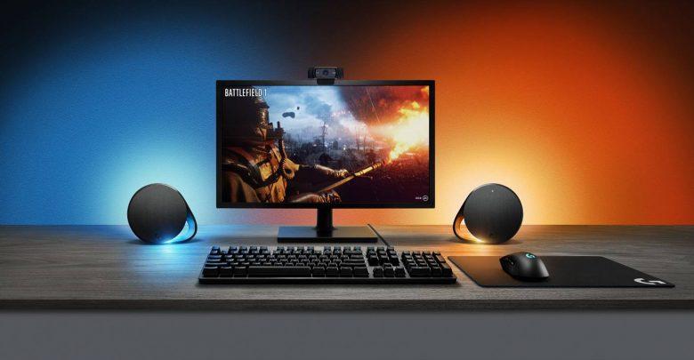 Photo of Logitech G lancerer højtalere og mekanisk tastatur med LIGHTSYNC