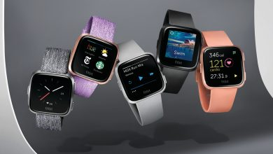 Photo of Fitbit Versa låner fra Apple Watch, men til den halve pris
