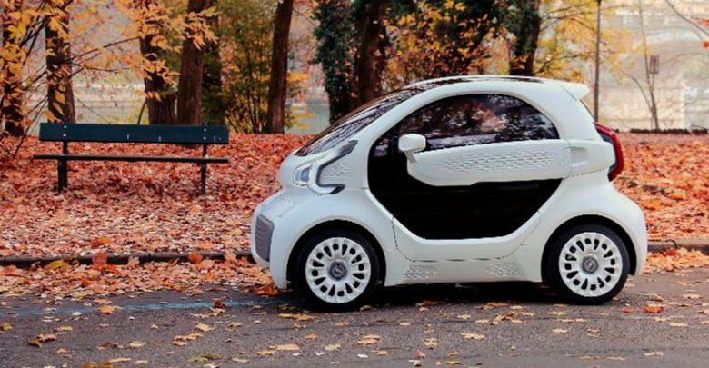 Photo of 3D-printet elbil kan købes for 60.000 kroner