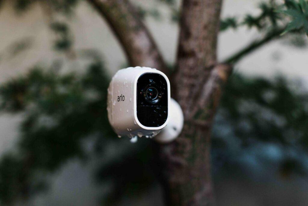 Sikkerhed kamera sex video