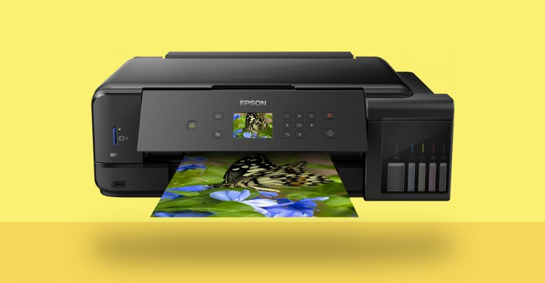 Photo of Epson EcoTank ET7750
