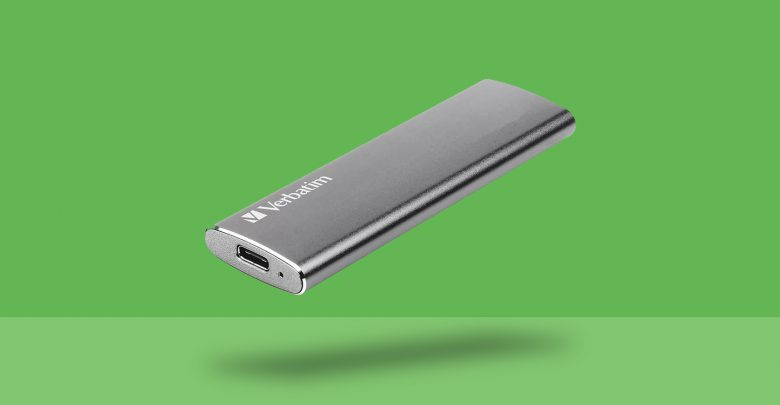 Photo of Verbatim Vx500 120GB USB-C SSD
