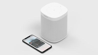 Sonos fået Airplay