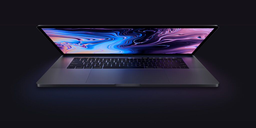Apple MacBook Pro 2018.